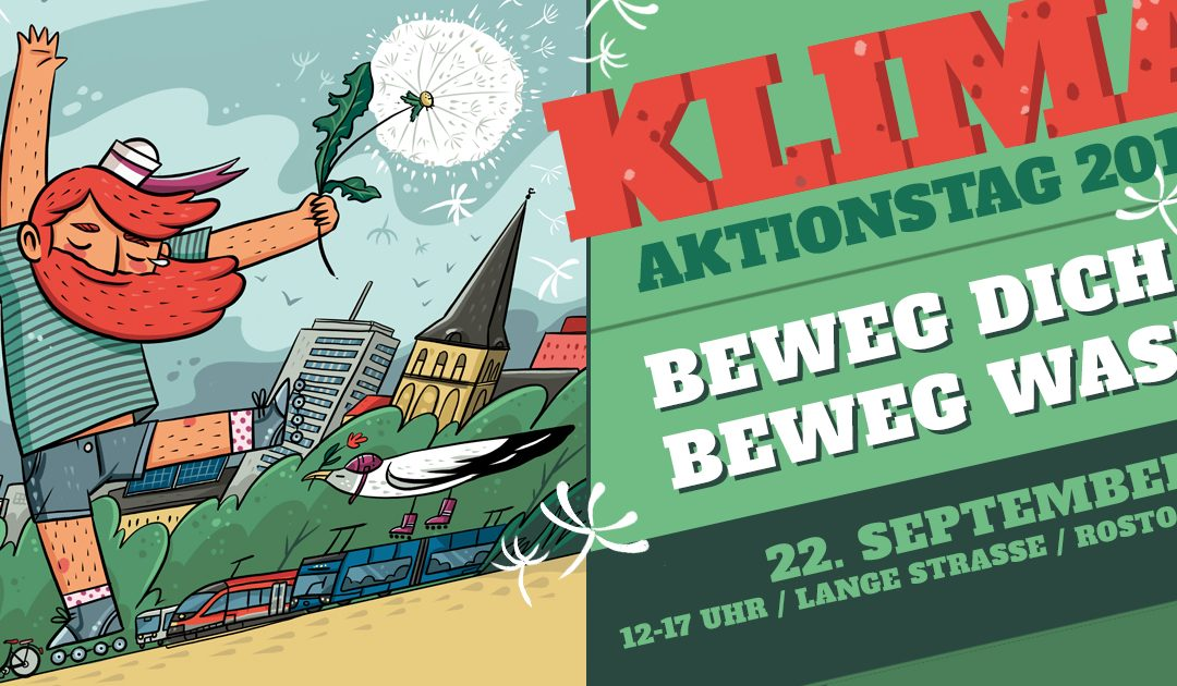 KLIMA-AKTIONSTAG ROSTOCK 2019